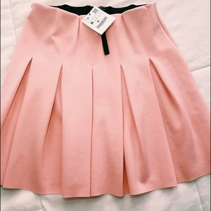 Brand new with tags medium Zara tube skirt